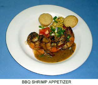 BBQ Shrimp Appetizer